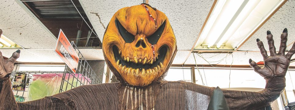 Scary Business: The Future of Local Costume Shops