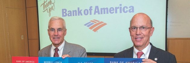Bank of America Donated $500,000 Toward Construction of New EVMS Building
