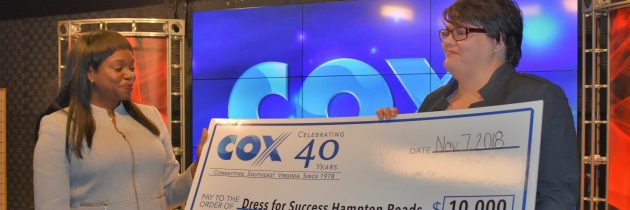 Cox and Dress for Success Announce Statewide Partnership