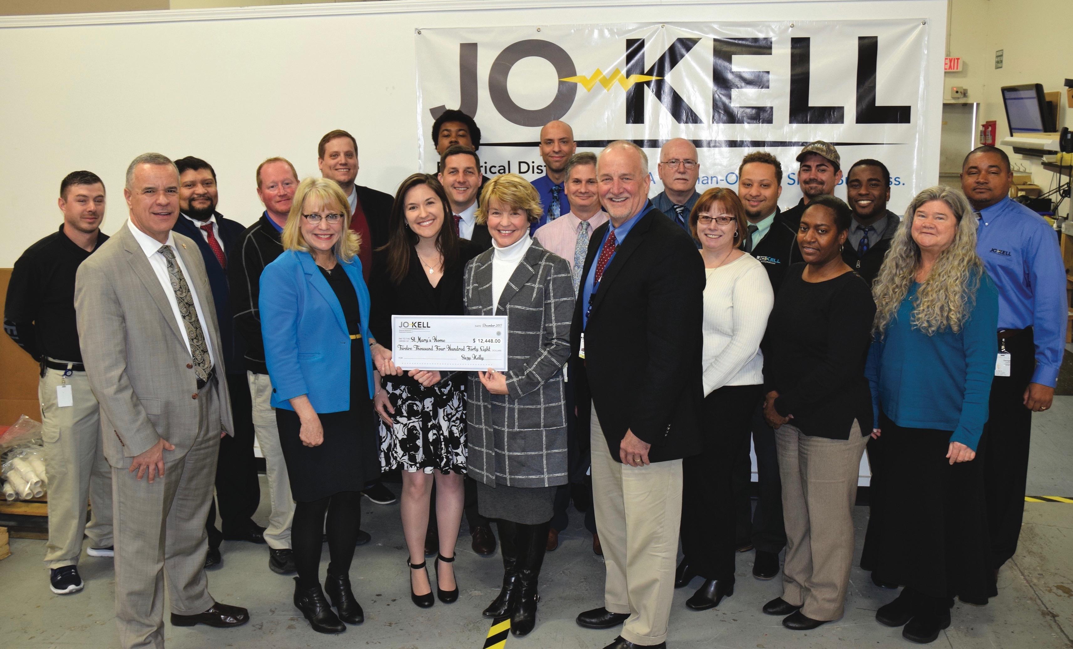 Jo-Kell Inc. Community Impact
