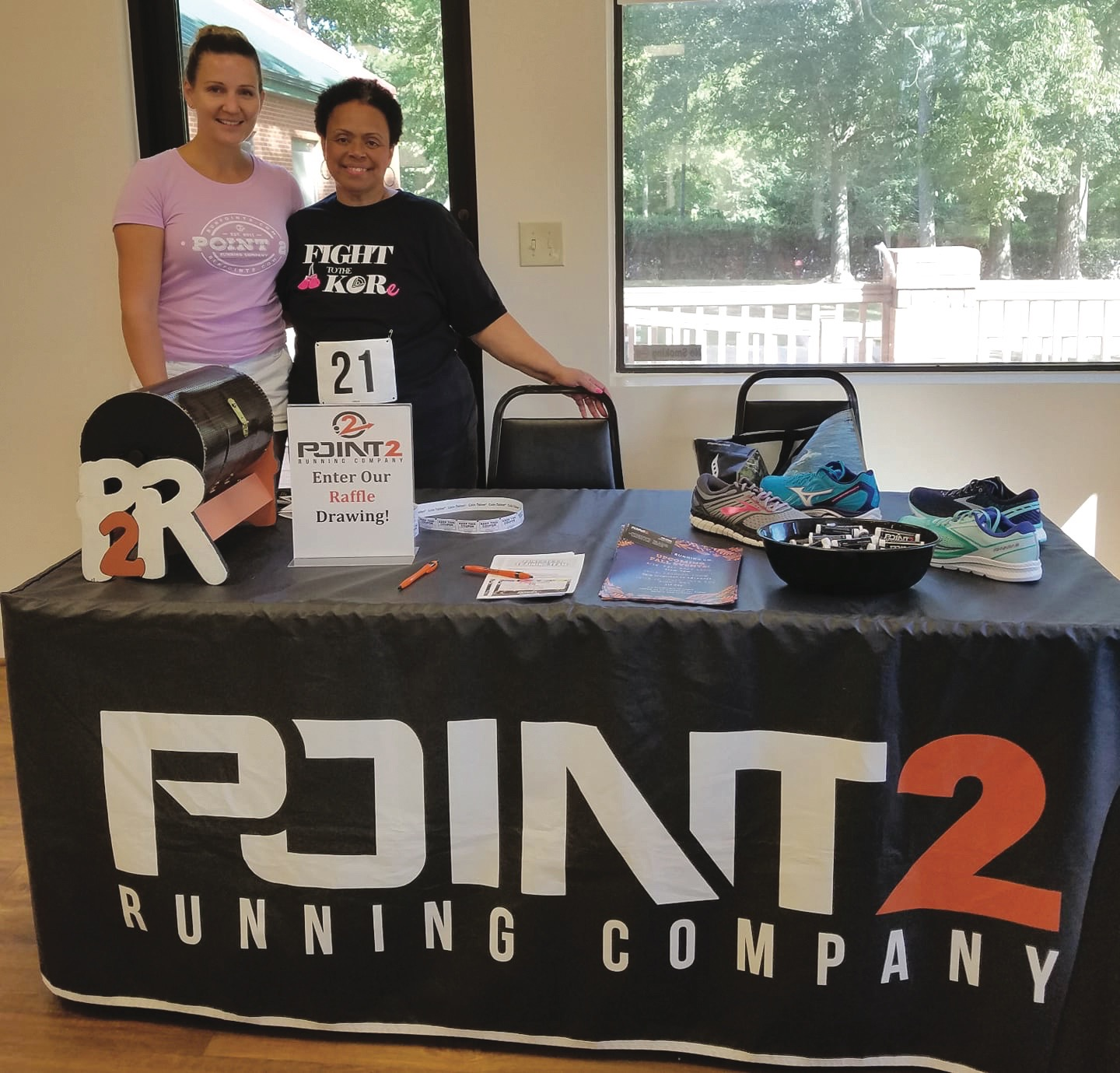Point 2 Running Company