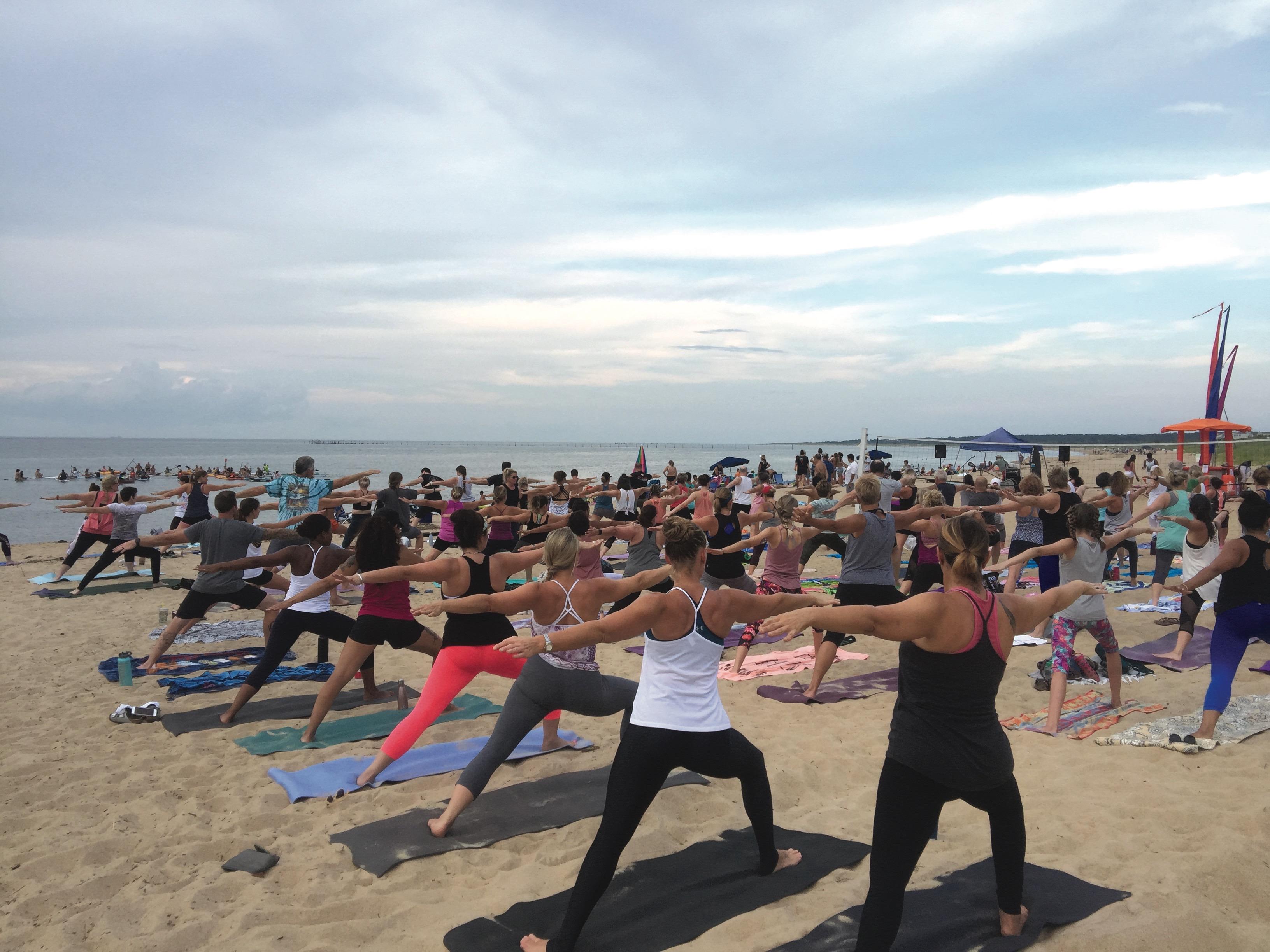 Studio Bamboo Yoga, Community Impact Awards