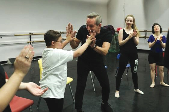 Todd Rosenlieb Dance
