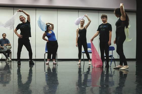 Todd Rosenlieb Dance, Norfolk