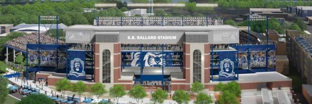 ODU Alumnus Donates $3 Million for Football Stadium