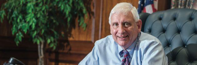 Virginia Beach's New Mayor Bobby Dyer
