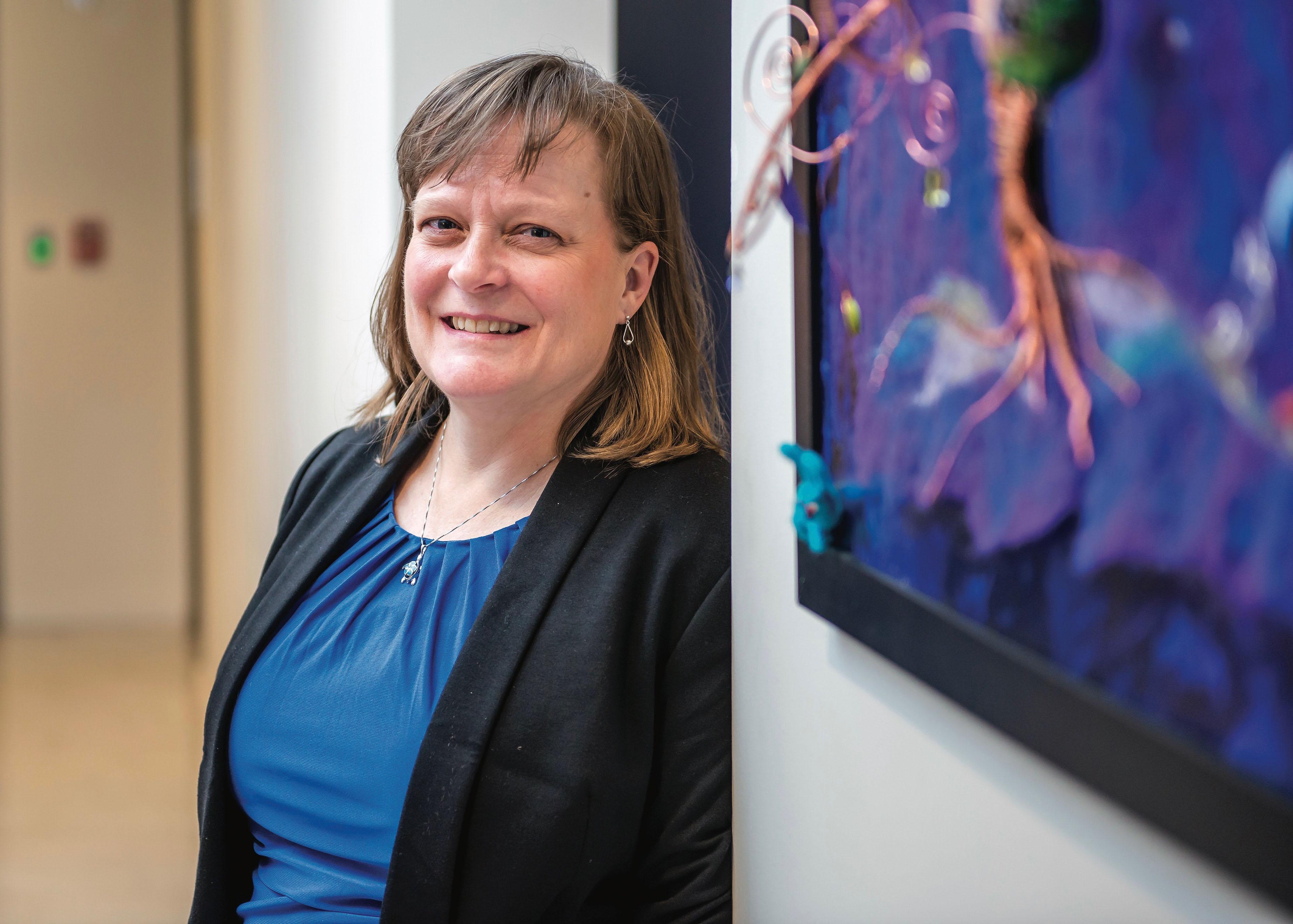 YWCA Women of Distinction Jennifer Daniels