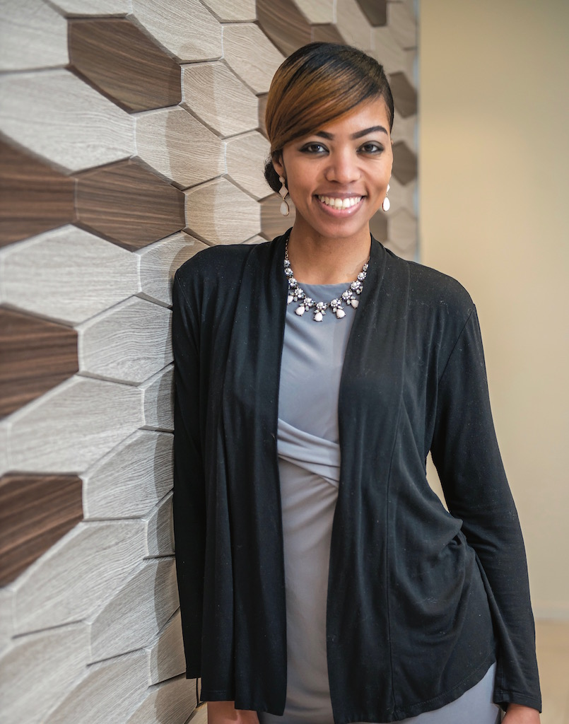 YWCA Women of Distinction Neisha Himes
