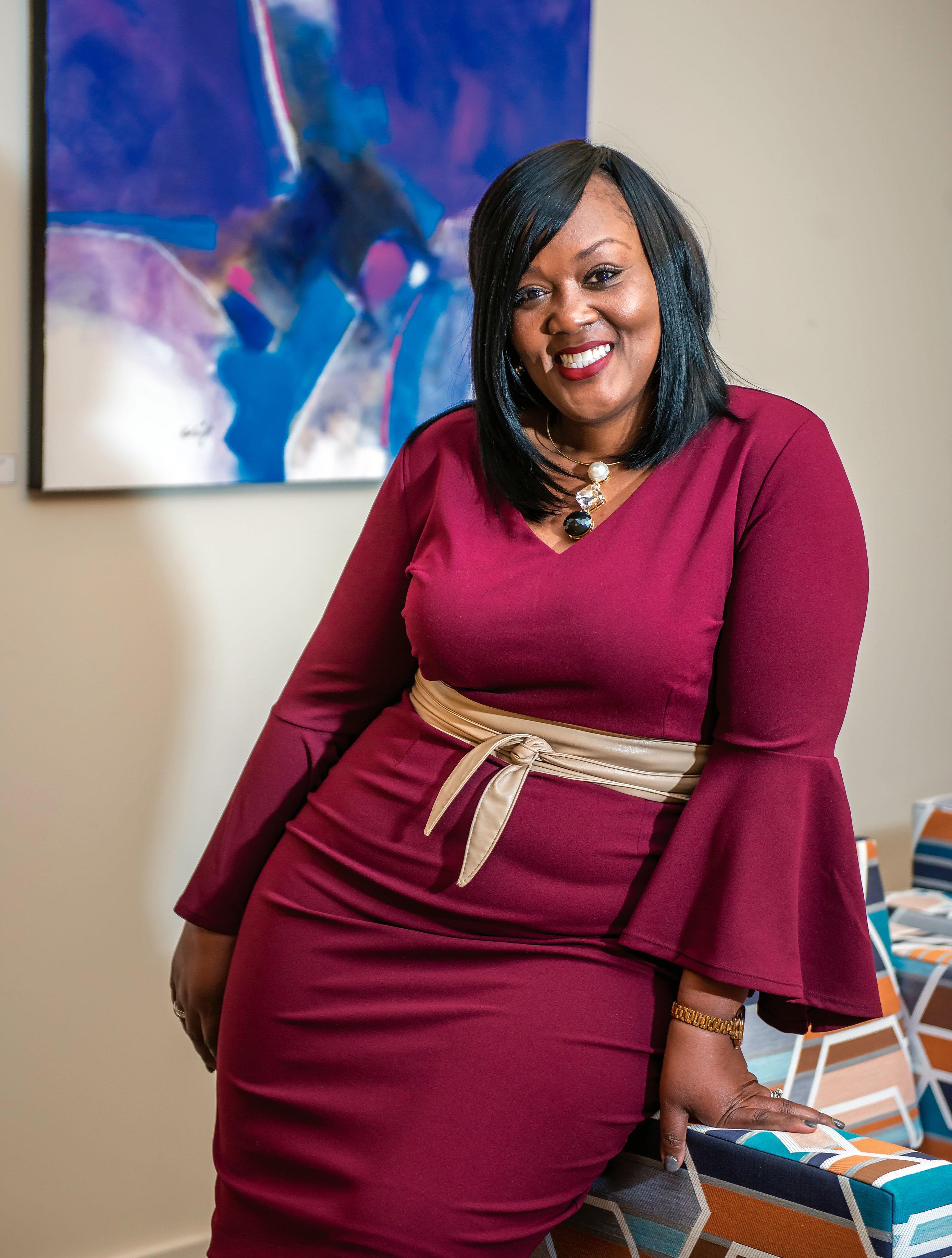 YWCA Women of Distinction Narketta Sparkman-Key