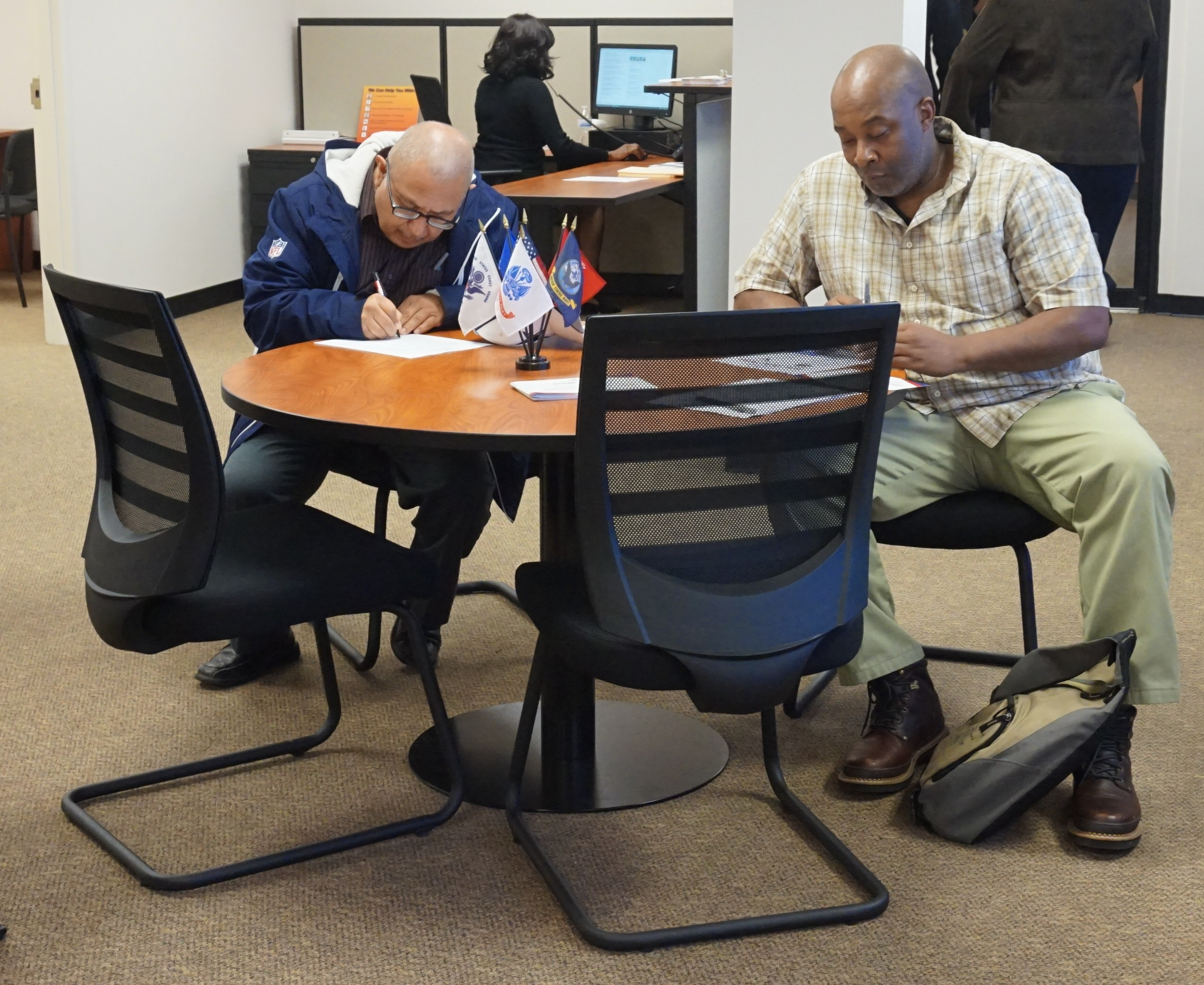 Hampton Roads Veterans Employment Center