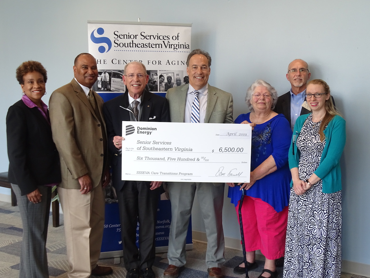 SSSEVA, Dominion Energy Charitable Foundation