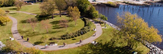Elizabeth River Trail Foundation Receives Grant from Hampton Roads Community Foundation