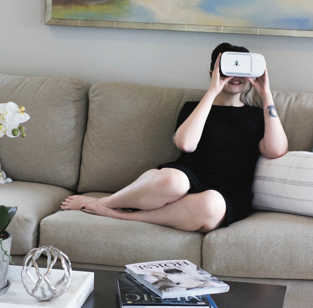 HRVA Homes using virtual reality
