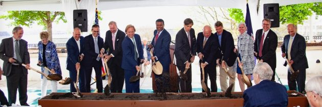 Harbor's Edge Breaks Ground on River Tower Expansion
