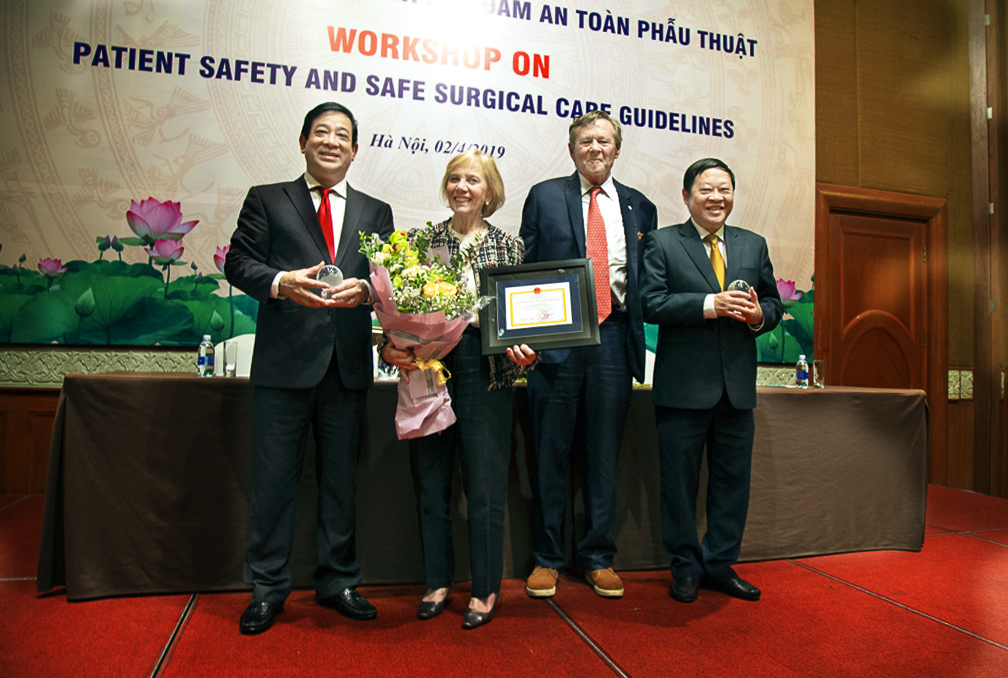 Operation Smile at Vietnam Conference