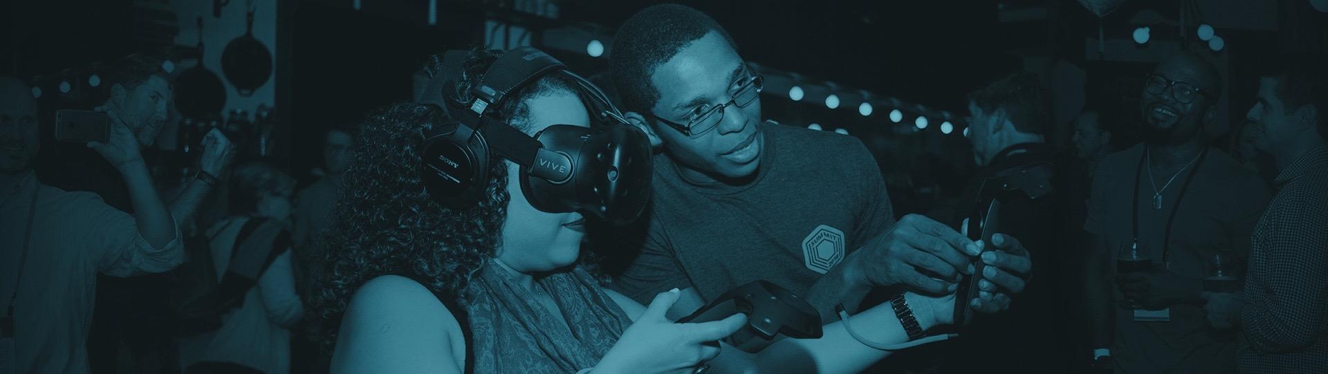 Virtual Reality Rental Co. users