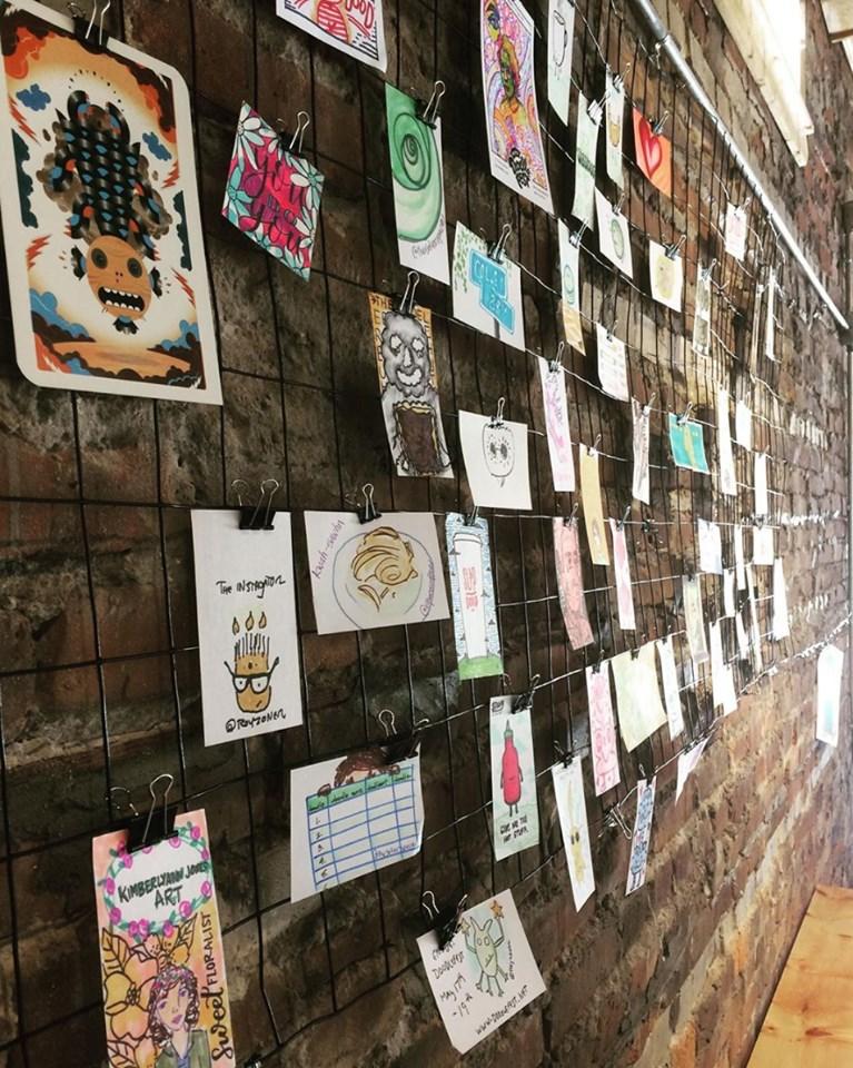 ENJOY: Doodlefest