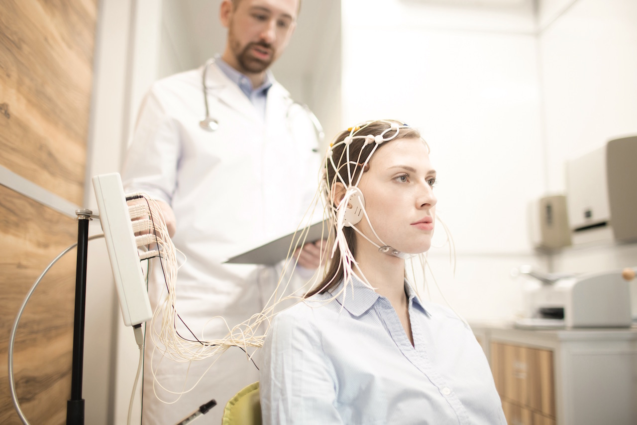 Transcranial Stimulation, tech gadget