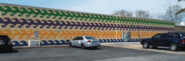 ViBe Creative District Hosts Mural Festival