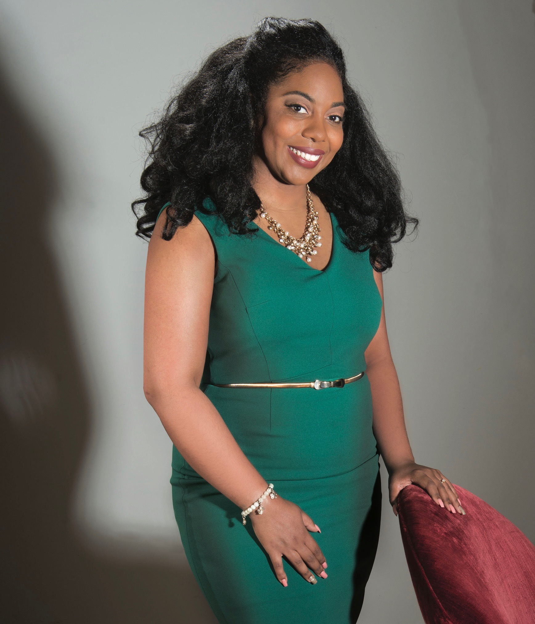 Millennial on the Move Karlaa V. Williams