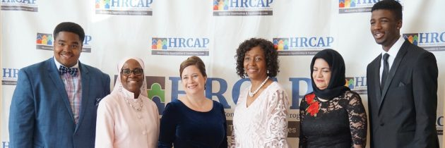 HRCAP Hosted Community Builders Award Dinner