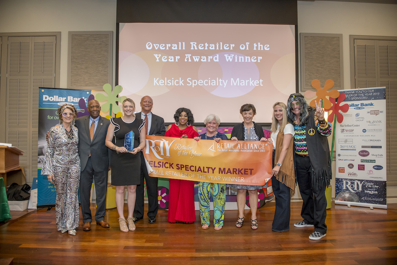 Retail Alliance's ROTYs winner