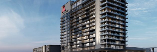 Marriott Virginia Beach Oceanfront Prepares for 2020 Opening