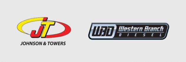 Johnson & Towers and Western Branch Diesel Merge