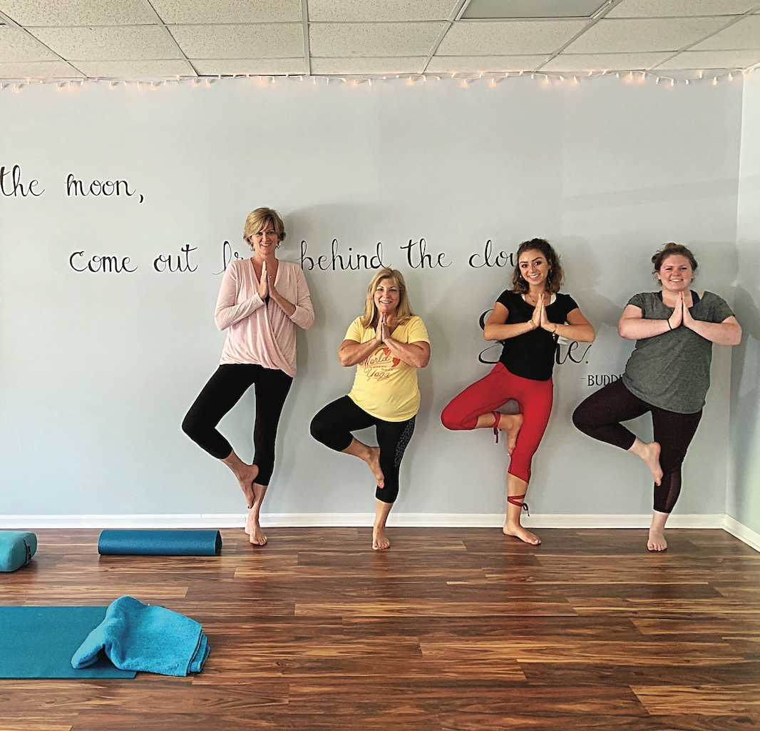 Klett Consulting Group yoga