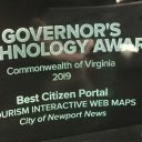 City of Newport News Awarded for Online Maps