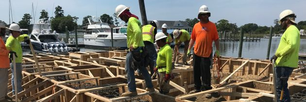 Valor Construction Rebuilds Surf Rider Restaurant in Poquoson