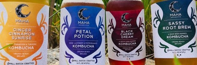 Maha Kombucha Introduces Zero-Waste Initiative