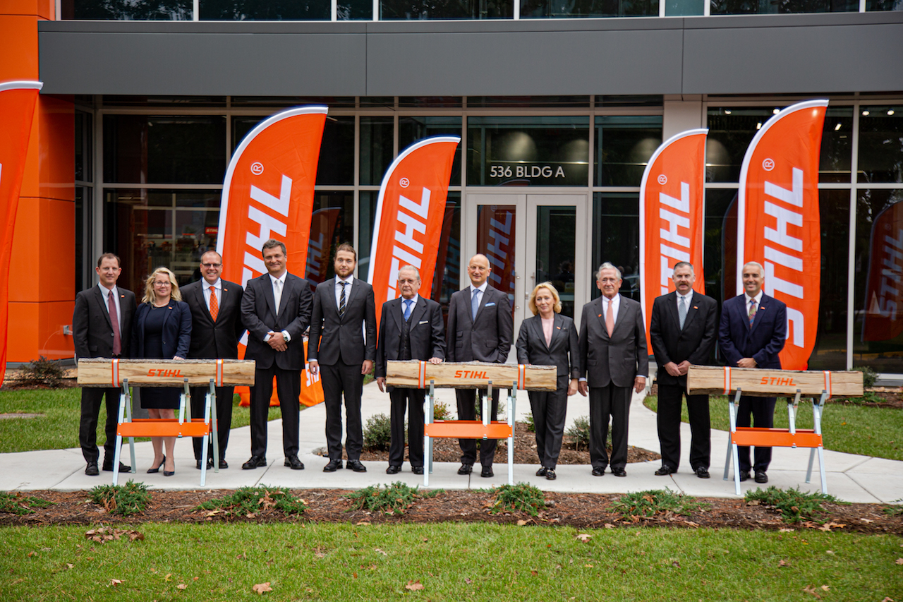 STIHL executives