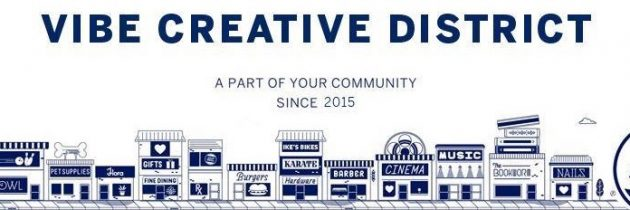 ViBe District Celebrates Small Business Saturday