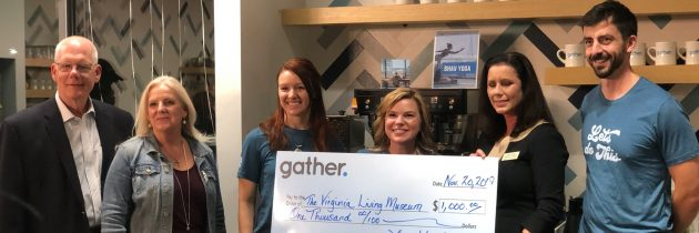 Gather Newport News Opens