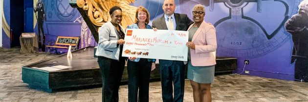 Mariners' Museum Receives Education Grant
