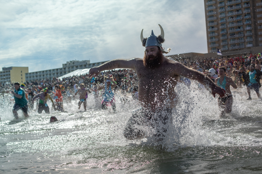 Polar Plunge, Virginia Beach