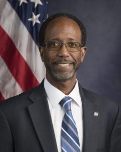 NASA Director Clayton Turner