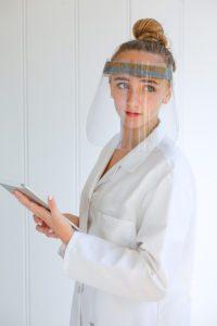 Bicast Laser-face mask