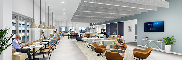 Gather Opens Coworking Location in Virginia Beach