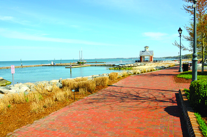 Riverwalk Landing Yorktown