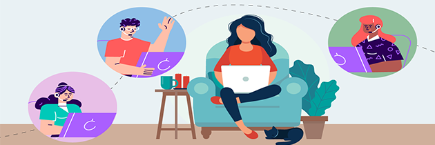 What Works with a Remote Workforce