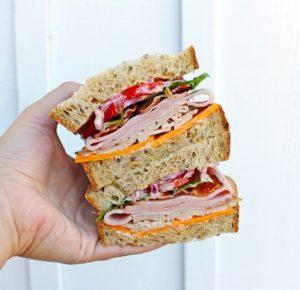 TASTE sandwich