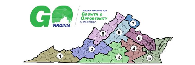 Gov. Northam Announces More Than $6.3 Million in GO Virginia Grants
