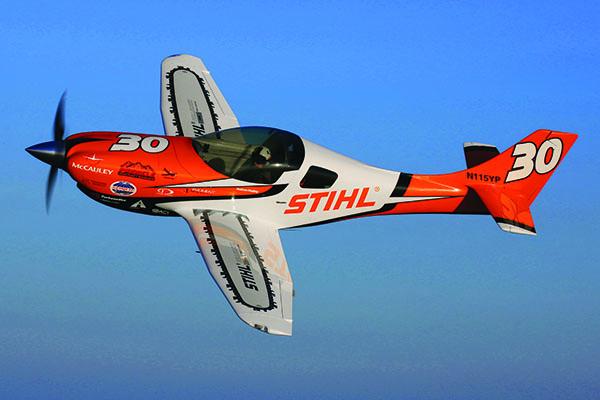 STIHL-plane