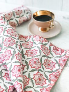August Table Linens